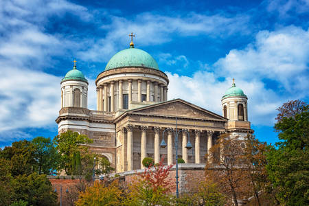 Esztergom'daki Aziz Adalbert Bazilikası