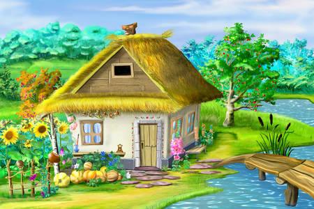 Casa nel villaggio