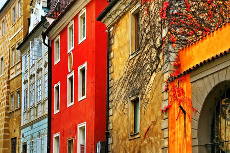 Ulice Prahy