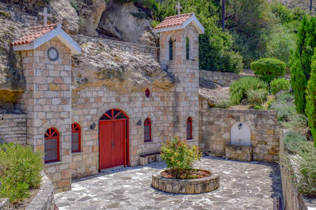 Cave churches of Cyprus