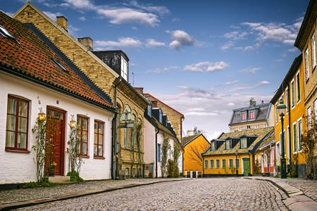 Old houses of Lund