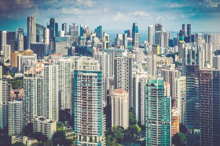 Singapurski neboderi