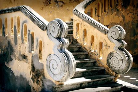 Barokke trap