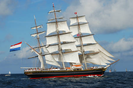 Sail clipper