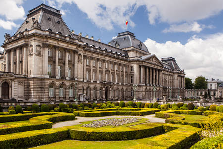 Kraljevska palača u Bruxellesu