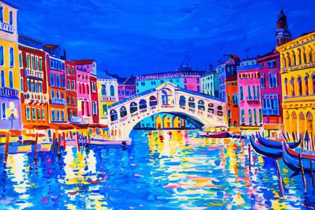 Noite Veneza