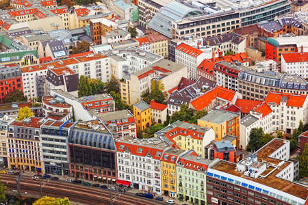 Berlini házak