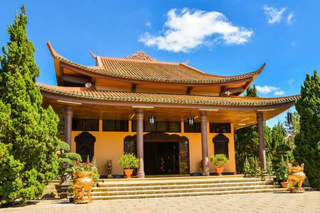 Truk Lam templom