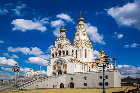 All Saints Church in Minsk