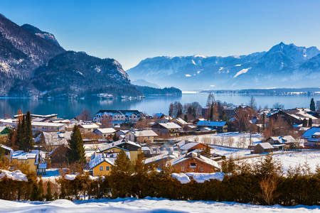Estância de esqui St. Gilgen