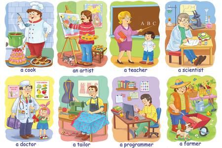 English professions