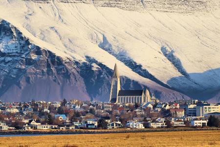 Vista di Reykjavik