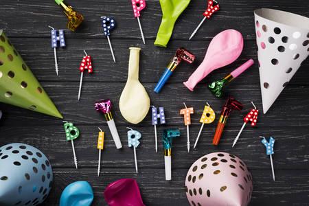 Accesorios de cumpleaños