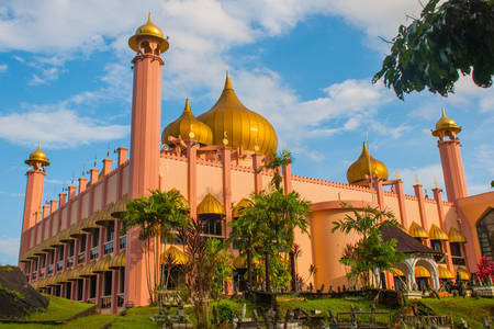 Mosque in Kuching city