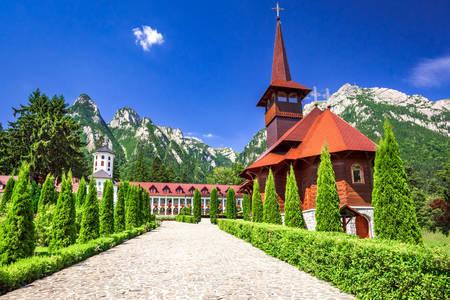 Karaimansky monastery