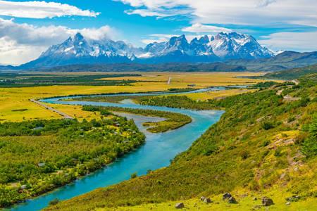 Национален парк Торес дел Пайне