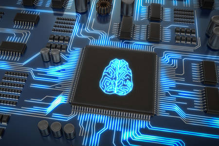 Artificial intelligence electronic circuit