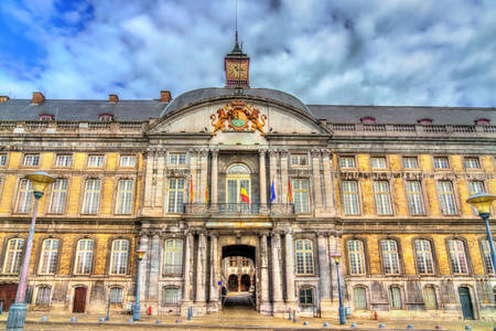 Palace of Princes-Bishops in Liege