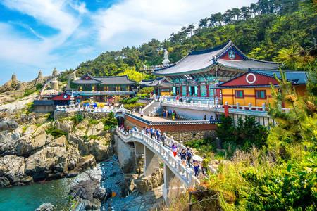 Hedong Yongungsa templom