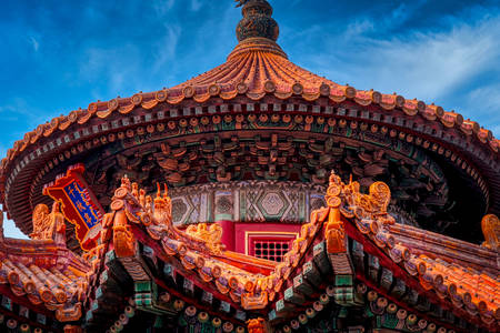 Kineski krov