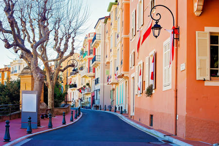 Monte Carlo utcáin