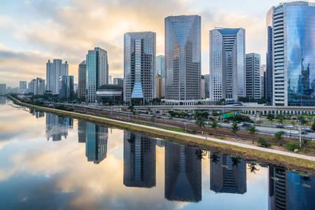 Skyline São Paulo