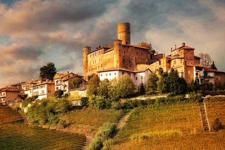 Komuna Castiglione Falletto