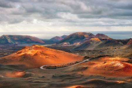 Volcanic National Park Timanfaya