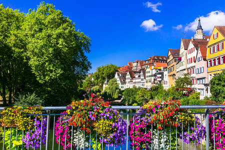 Град Тюбинген