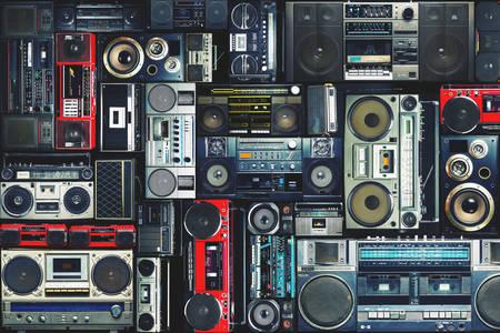 Enregistreurs à cassettes