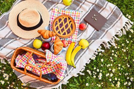 Piknik ljetnog dana