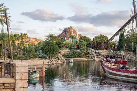 Tokyo'daki Disneyland