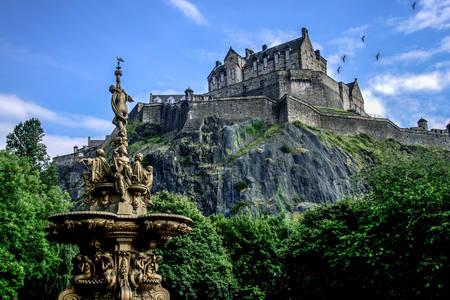 Единбургський замок