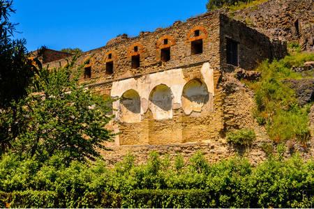 Руины Помпеи