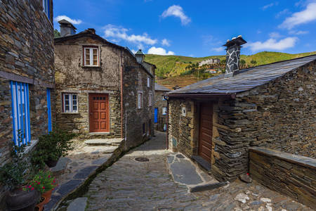 Piodan village