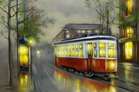 Градски трамвай