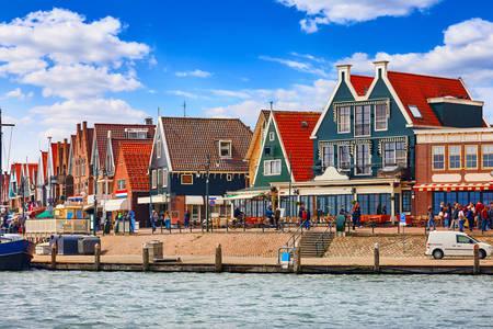 Volendam architecture