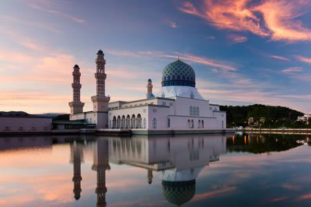 Meczet Kota Kinabalu