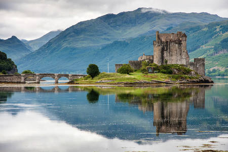 Castle Eilean-Donan