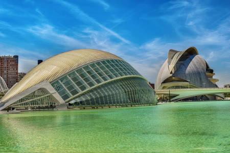 Parcul oceanografic din Valencia