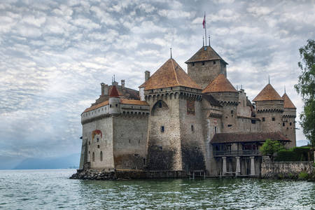 Chillon Şatosu