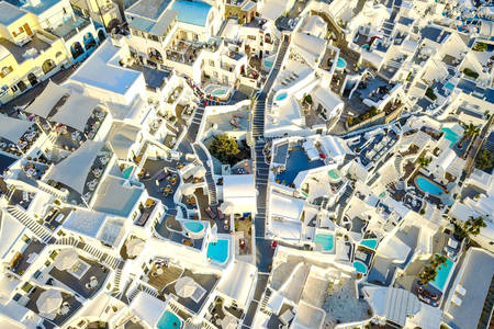 White City Santorini
