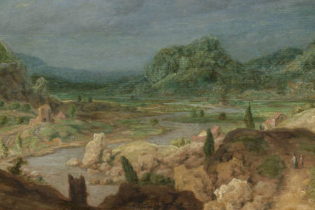 "Hercules Segers: ""River Valley"""