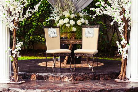 Весільна декорація