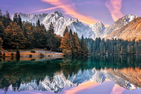 Lago Fuzine