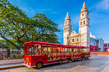 Catedral do Campeche