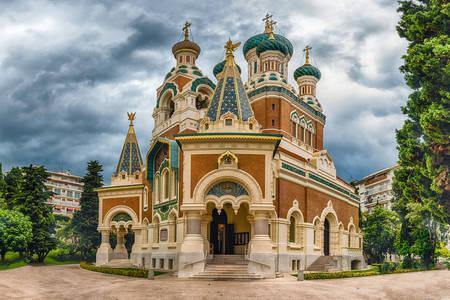 Katedra Świętego Mikołaja w Nicei