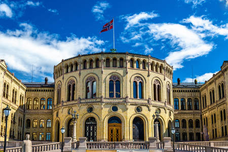 Storting - Parlamentul Norvegiei