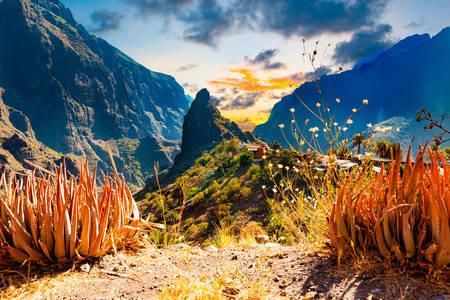 Βουνά της Τενερίφης