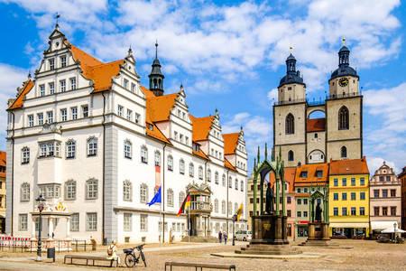 Wittenberg architecture